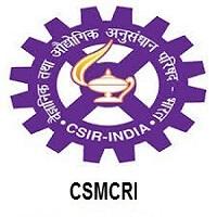 CSMCRI Recruitment 2021